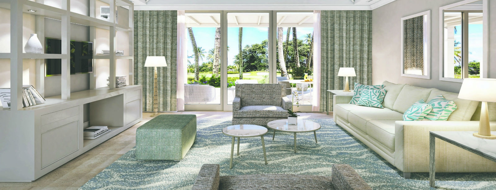 St. Regis Suite  - The St. Regis Bahia Beach Resort